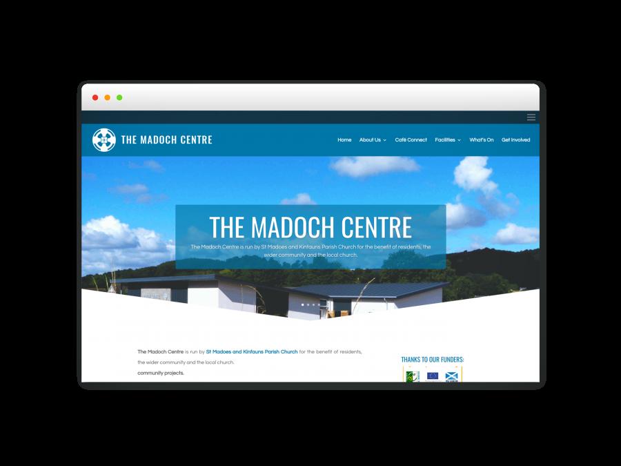 The Madoch Centre Pict Digital Website
