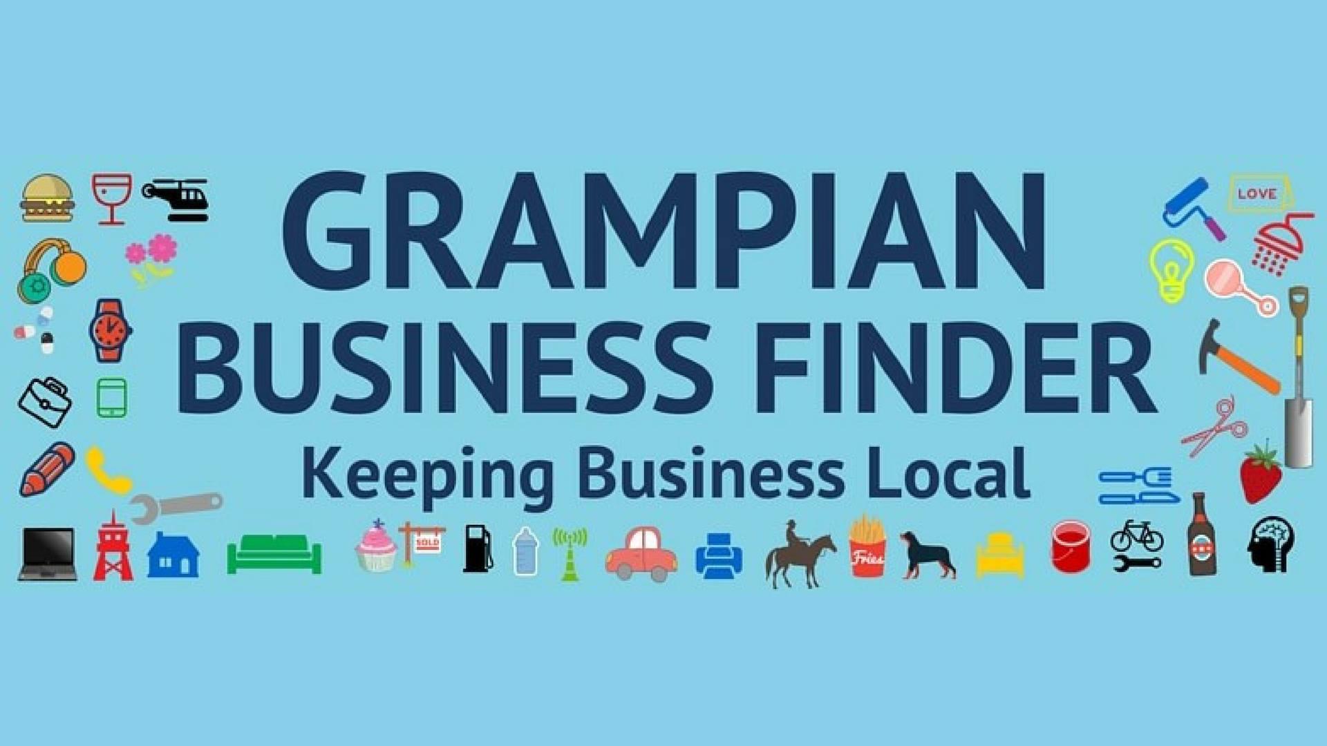 Grampian Business Finder Facebook